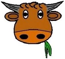 Happy Cow Scene