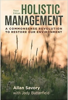 Holistic Management, on Amazon.com