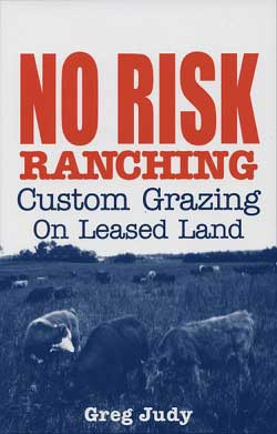 No Risk Ranching, on Amazon.com
