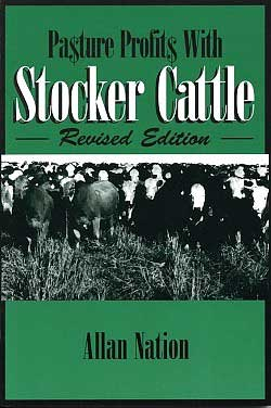 Pasture Profits With Stocker Cattle, on Amazon.com