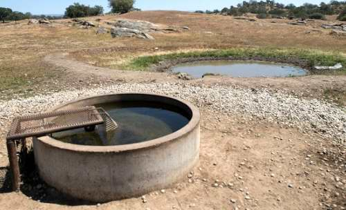 Invest in some drought-proof water sites!