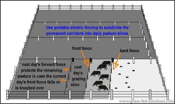 Portable Electric Fence Subdivisions