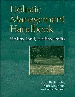 Holistic Management Handbook, on Amazon.com