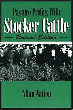 Pasture Profits With Stocker Cattle, on Amazon.com
