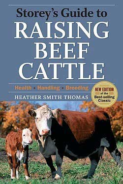 Storey's Guide to Raising Beef Cattle, on Amazon.com