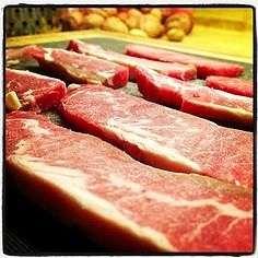 Grass Fed Beef Steaks