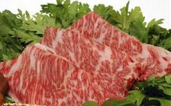 Marbling in Grass Fed Beef